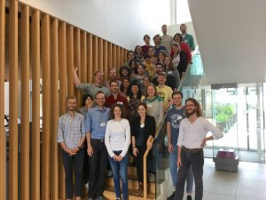 Attendees of the second annual ESLR workshop